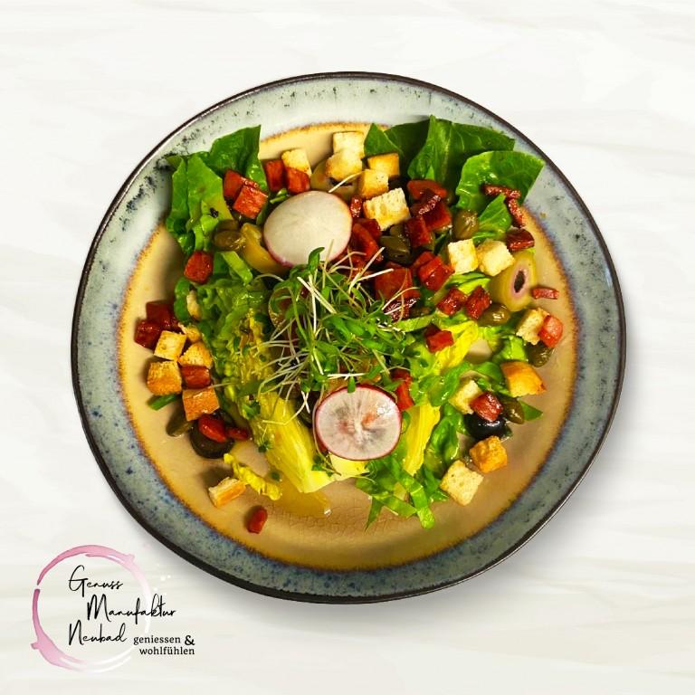KK - Gericht_Baby-Lattich Salat