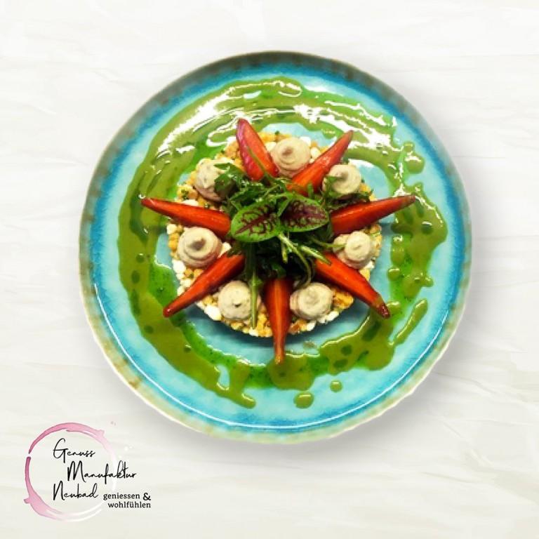 Sommer-Gemüse-Salat