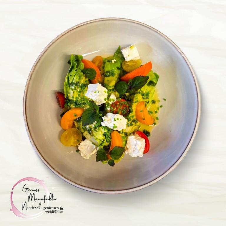 KK - Gericht_Baby-Lattich Sommer Salat